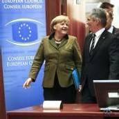 Politik über EU-Budget uneins