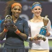 Williams und Asarenka fehlen in Dubai