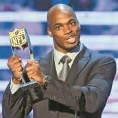 Adrian Peterson ist NFL-Spieler des Jahres