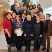 Zertifikate für Palliativpflege übergeben