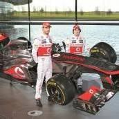 McLaren mit neuem Boliden