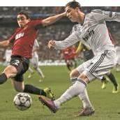 Cristiano Ronaldo rettet Real Madrid vor Heimpleite