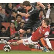 FC Bayern nach 3:1-Erfolg gegen Arsenal vor Viertelfinaleinzug