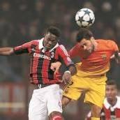 Milan-Sieg gegen Barca