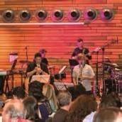 Intensive Latin-Jazz-Musik