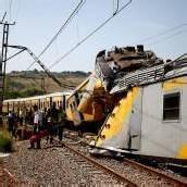 300 Verletzte bei Zugunglück in Südafrika