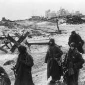 70. Jahrestag der Kapitulation der deutschen Armee in Stalingrad