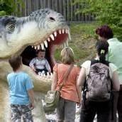 Jurassic-Park in der Dornbirner Messehalle