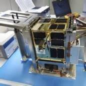Österreichischer Nano-Satellit TUGSAT 1