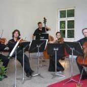 Serenadenkonzert im Douglass-Saal