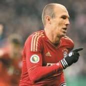 Bayern-Sieg Robben erzielt das Goldtor /C2
