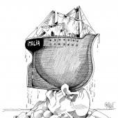 Das Berlusconi-Riff!