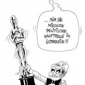 Oscar goes to Austria!