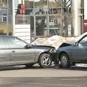 Autos auf Dornbirner Stadtstraße kollidiert