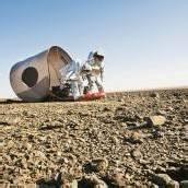 Weltraumforum startete Mars-Simulation