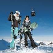 Schneevergnügen im Bregenzerwald