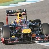 Die ersten Tests in Jerez absolviert