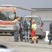 Blutbad in Luzerner Holzfabrik Drei Tote und sieben Verletzte /D8