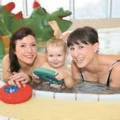 Badespaß für Groß und Klein