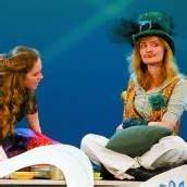 Jugendtheater geigte groß auf
