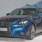 Hybrid jetzt in allen Baureihen von Lexus