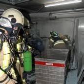 Mitarbeiter löschten Brand