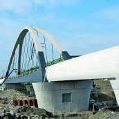 Neue Brücke in Lustenau wird feierlich eröffnet