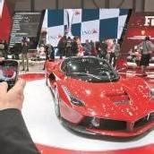 Ferrari setzt auf das Beste aus zwei Welten