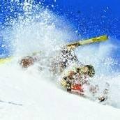 Im Montafon fliegen die Schneebälle derzeit tief