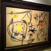 Mirós poetische Bildvisionen in Lindau
