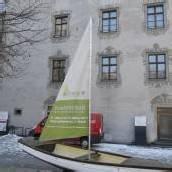 Rhesi ankert derzeit im Palais Liechtenstein