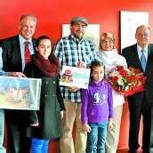 Familie aus Lauterach gewinnt Haus