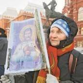 Viele Russen verehren Stalin noch immer