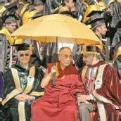 Universität feiert Dalai Lama