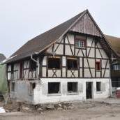 Neuer Zweck für ein altes Fachwerkhaus