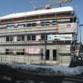 Neues Wohnbauprojekt im Dornbirner Oberdorf