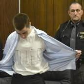 US-Todesschütze trägt Killer-T-Shirt bei Prozess