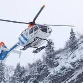 Verletzter Skifahrer brach vor Restaurant zusammen