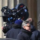 George Clooney bringt Frühling nach Berlin