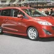 Mazda frischt Modelle auf