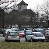 Kostenlose Parkplätze in Feldkirch immer rarer