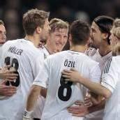 Deutschland mit klarem 3:0-Sieg