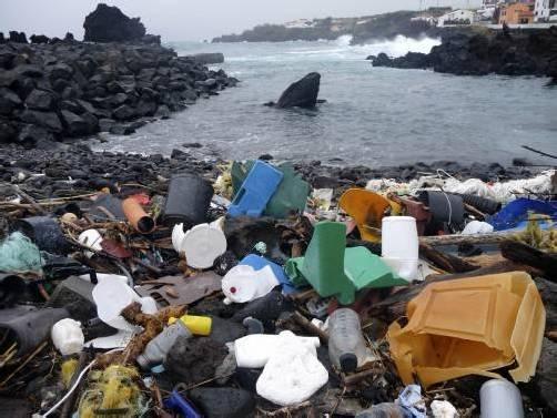 Millionen Tonnen an Plastikartikeln bringen jährlich Zehntausenden Meeresbewohnern den sicheren Tod. Foto: AP