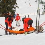 Schnelle Helfer für den Notfall auf der Piste