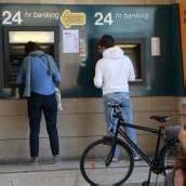 Kleinbanken sperren auf