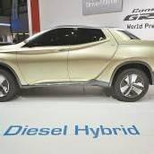 Mitsubishi setzt seine Modelle unter Strom