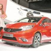 Nissan zeigt in Genf den Note
