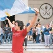 Argentinier feiern ihren Papst mit Sprechchören