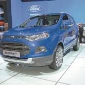 Ford in der Offensive: die Hälfte ist neu