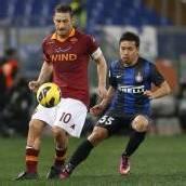Totti will noch mit 40 für Roma spielen